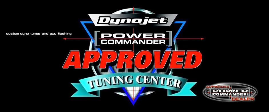 Certified Dynojet Tuning Facility